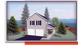 Architect Rendering Home